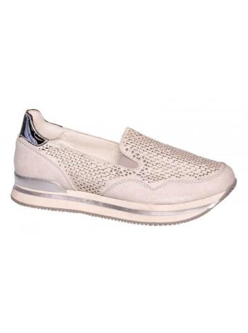 Кроссовки ESCAN ES618030-1 серый (36-41)