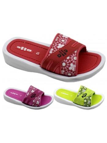 Пляжная обувь Effa 59137 красный (24-29)