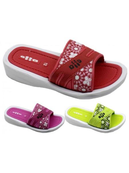 Пляжная обувь Effa 59137 салатовый (24-29)