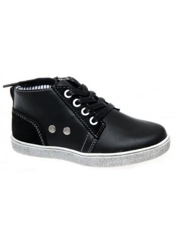 Ботинки Сказка R019522641BK черный (26-31)