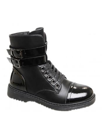 Ботинки Сказка R652227262BK черный (32-37)