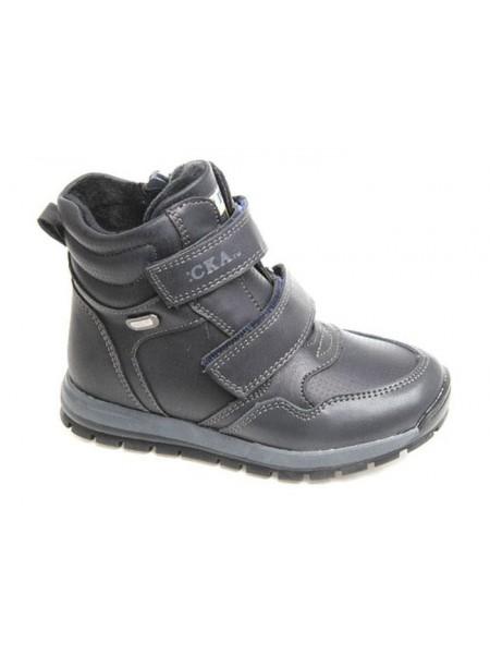 Ботинки Сказка R871235616 черный (26-31)