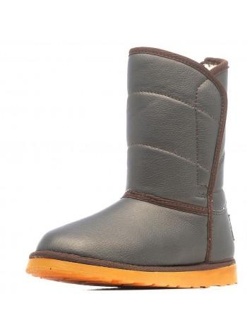Угги inblu EO-2S коричневый (30-35)