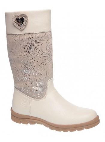 Сапоги зимние Flamingo 52-CC333 бежевый (28-33)