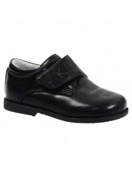 Туфли Кенгуру 023-33 черный (20-25)
