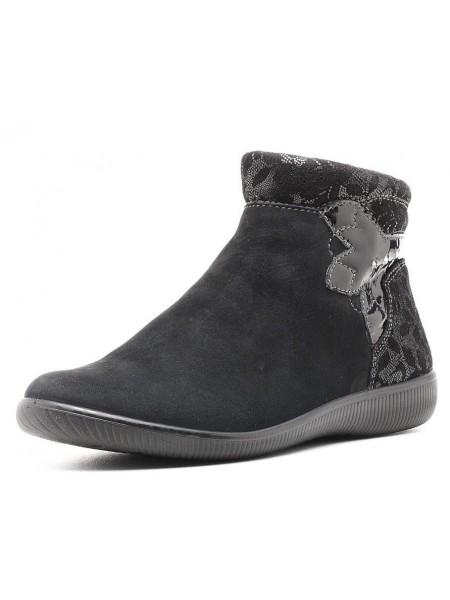 Ботинки Марко 6292 черный (32-37)