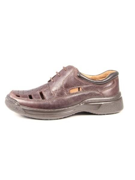Туфли Марко 6420 коричневый (32-37)