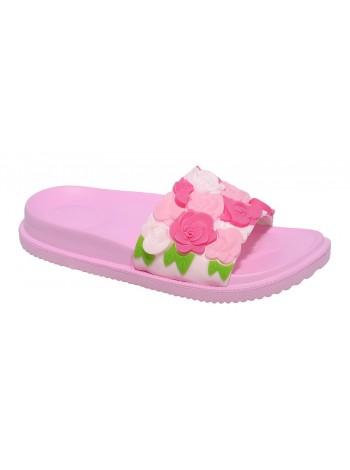 Пляжная обувь MURSU 208054 розовый (30-35)