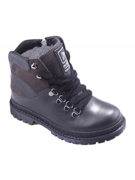 Ботинки Minimen 1447-43-8В_02 черный (26-30)