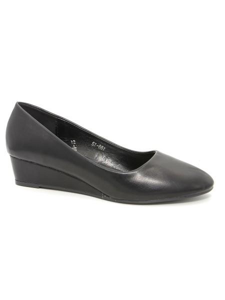 Туфли MEITESI 188-12 черный (35-40)