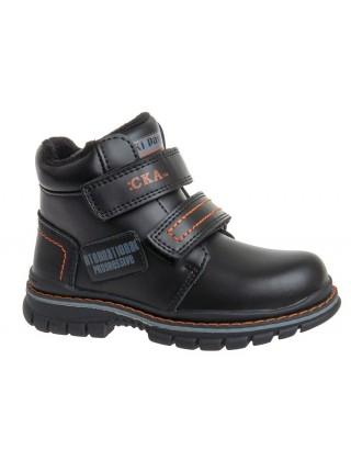Ботинки Сказка R187535891 черный (26-31)