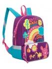 Рюкзак в дет.сад Grizzly RS-899-2 розовый/синий