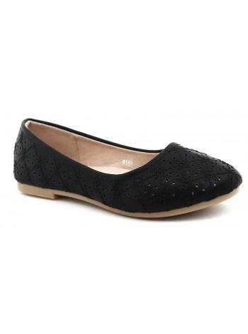 Туфли М+Д 9169-1 черный (30-37)