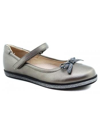 Туфли М+Д 9519-3 серый (31-36)