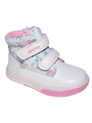 Ботинки Колобок 8367-02 белый (23-27)