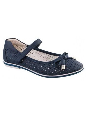 Туфли Болеро G11407A синий (27-32)