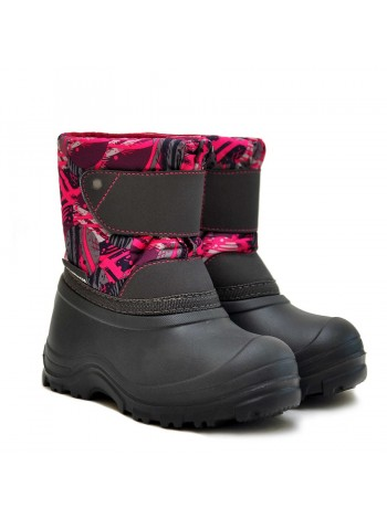 Сноубутсы Nordman 117020-06 розовый/серый (20-27)