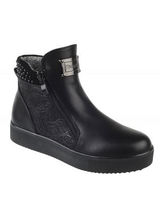 Ботинки KENKA LPF_76140_BLACK черный (32-37)