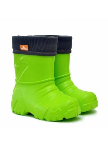 Сапоги резиновые Nordman 329111-05 зеленый (32-35)