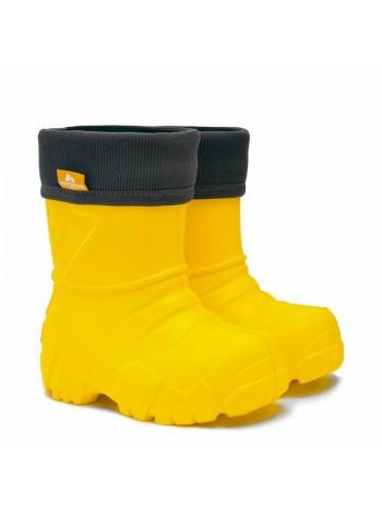 Сапоги резиновые Nordman 329111-06 желтый (32-35)