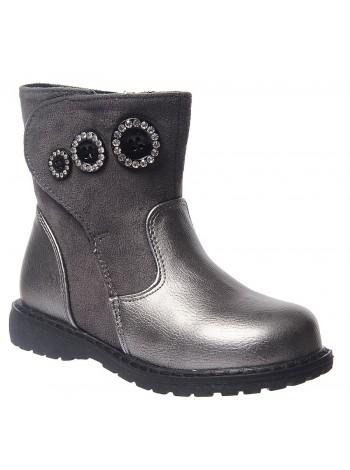 Ботинки Tom&Miki B-5833-C серый (25-32)