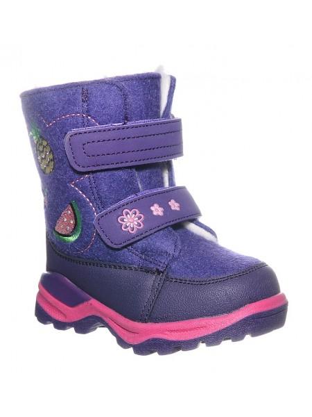 Валенки Мифёр 8812G-11 фиолетовый (23-32)